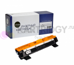 Тонер-картридж NetProduct (N-TN-1075) для Brother HL-1010R/1112R/DCP-1510R,MFC-1810R, 1K